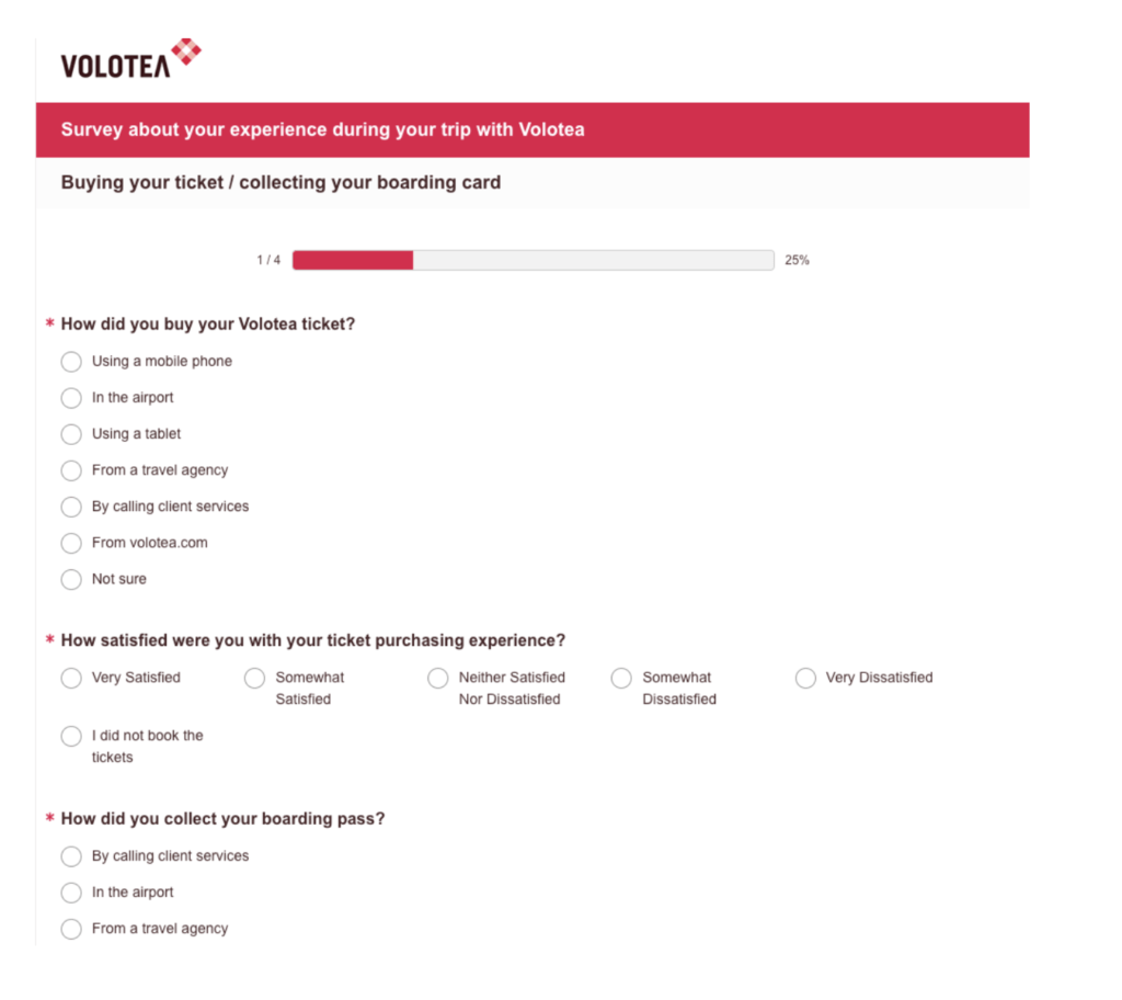 Have your website reviewed by your audience with the right website feedback form. 7 Samples Of Feedback Forms For Customers That Actually Work Getfeedback