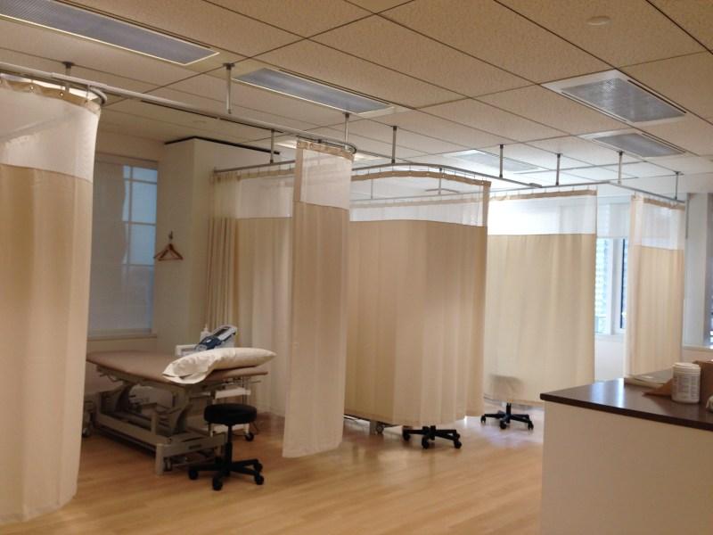 cubicle curtains dubai hospital