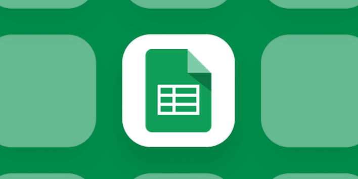 google sheets: zapier app of the day