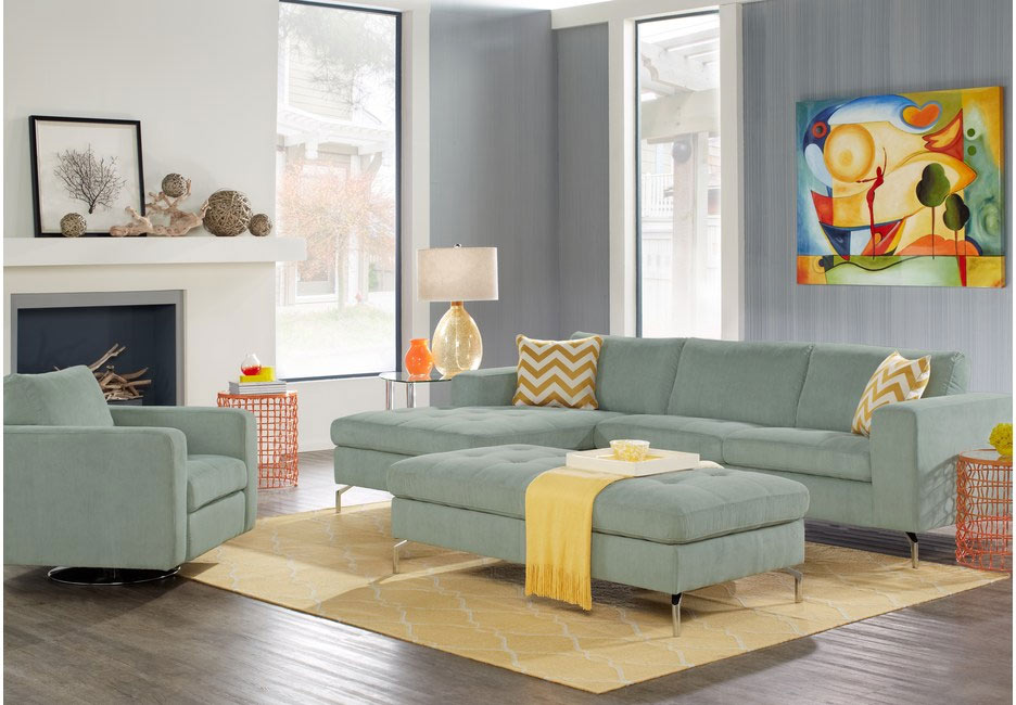 Modern Living Room Ideas for Furniture, Design, and Decor