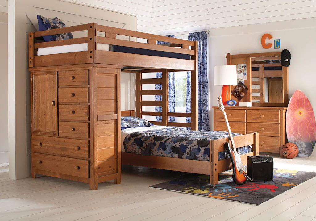 Teen Boy Bedroom Ideas: Cool Decor & Designs for Teenage Guys on Teenage Bed Ideas  id=54884