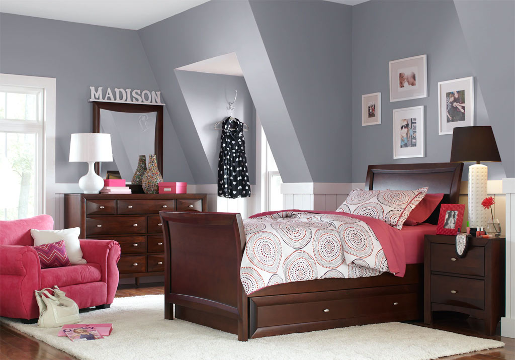 Teen Girls Room Decorating Ideas, Designs, Decor, and More on Room Design For Girls Teenagers  id=50591