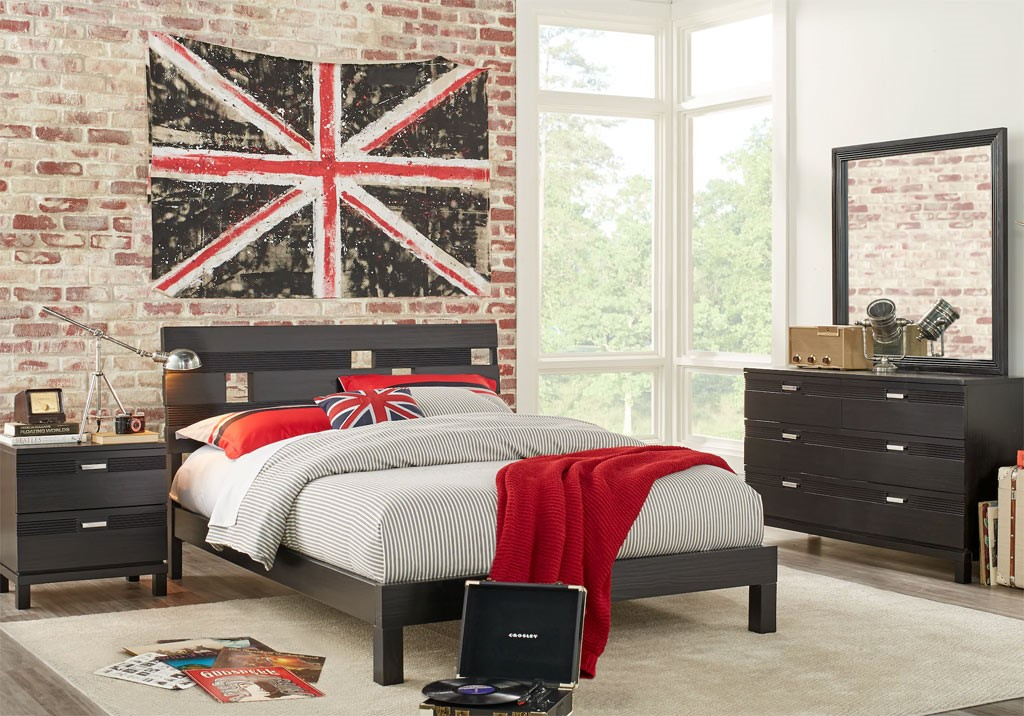 Teen Boy Bedroom Ideas: Cool Decor & Designs for Teenage Guys on Bedroom Ideas For Guys  id=27771