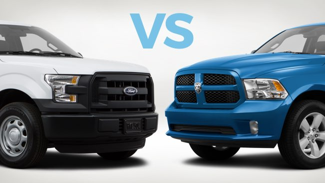 The 2021 ram 1500 trx is a truc. Which To Buy Ford F 150 Vs Ram 1500 Carmax