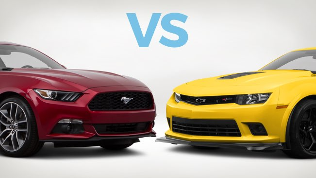 Which To Buy Ford Mustang Vs Chevrolet Camaro Carmax