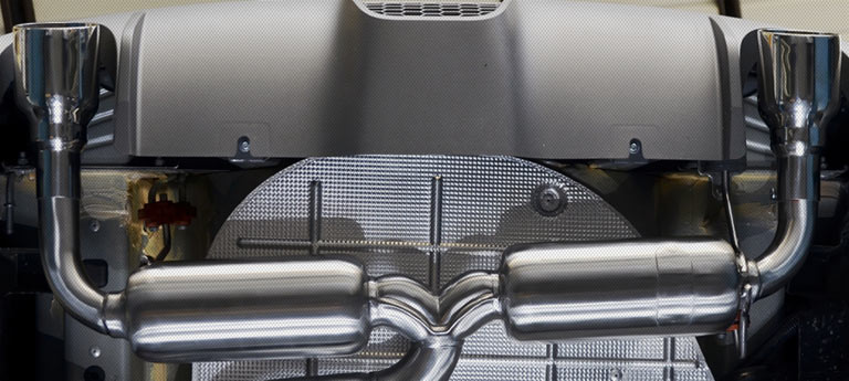 exhaust systems at summit racing