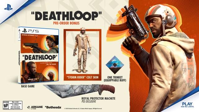 Deathloop Standard PreOrder Sony-EN-ESRB-06