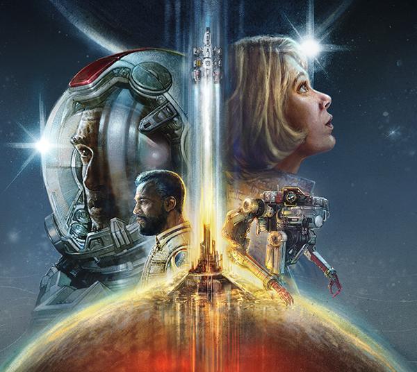 E3 Day 2 - Xbox & Bethesda Games Showcase - Starfield - 1
