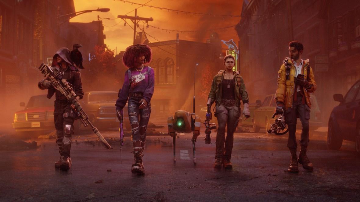 E3 Day 2 - Xbox & Bethesda Games Showcase - Redfall - 1