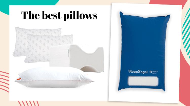 best pillows for a good night s sleep