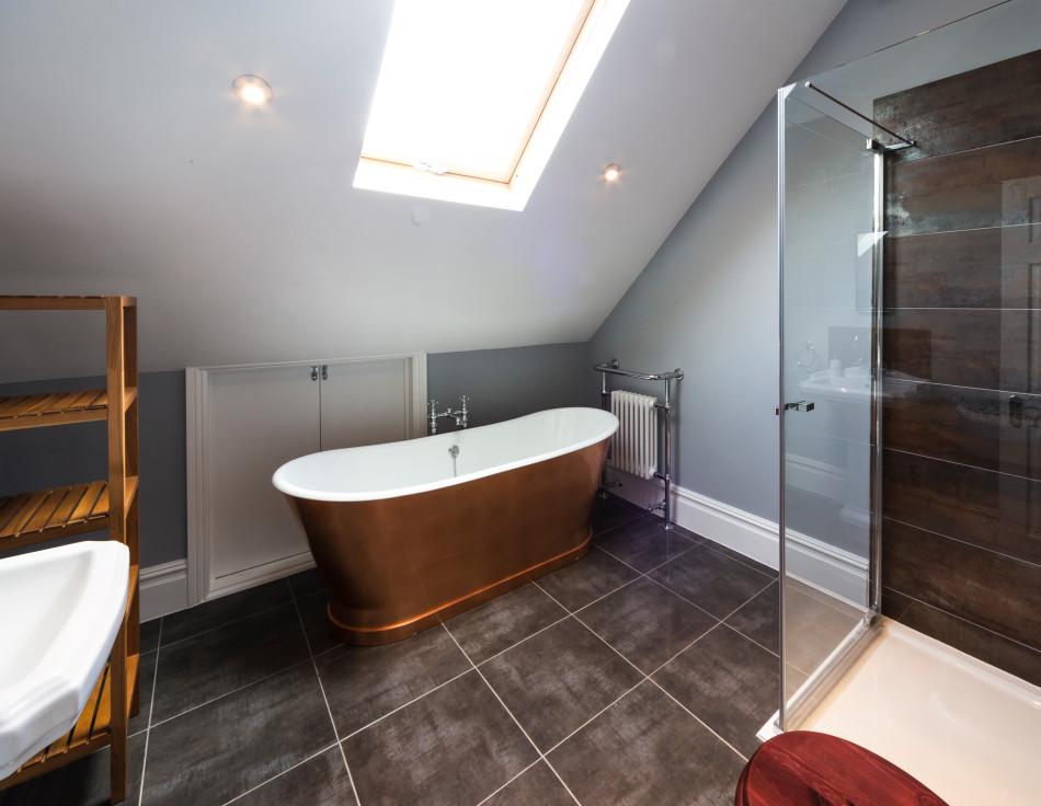 15 loft bathroom ideas that utilise space brilliantly on Space Bathroom  id=84580