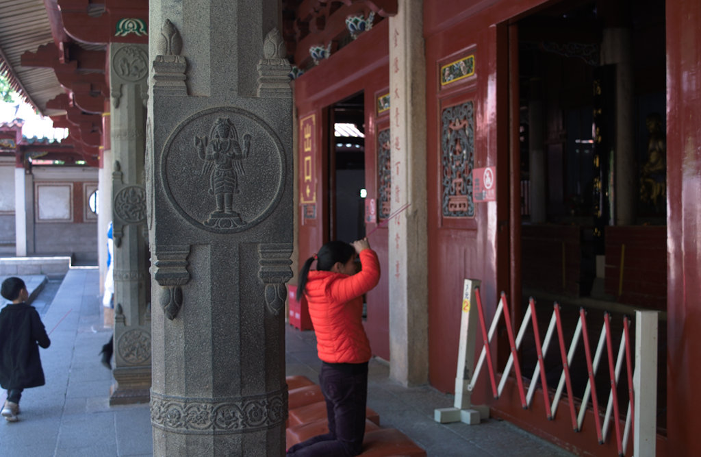 The Hindu Temple That Sits Quietly in Southern China