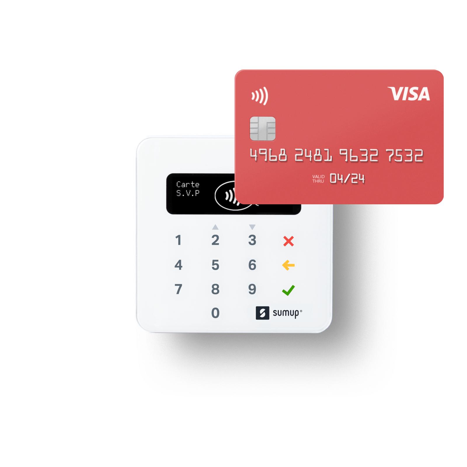 terminal de carte bancaire i mobile et