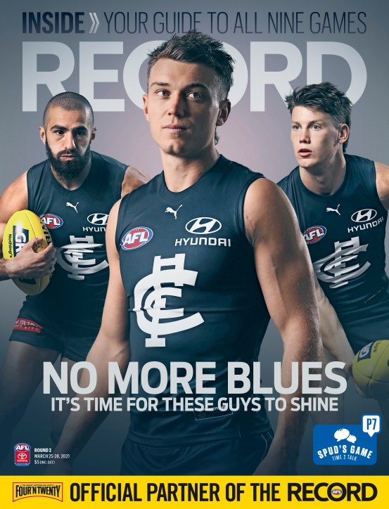 Get your digital copy of AFL Record Round 2