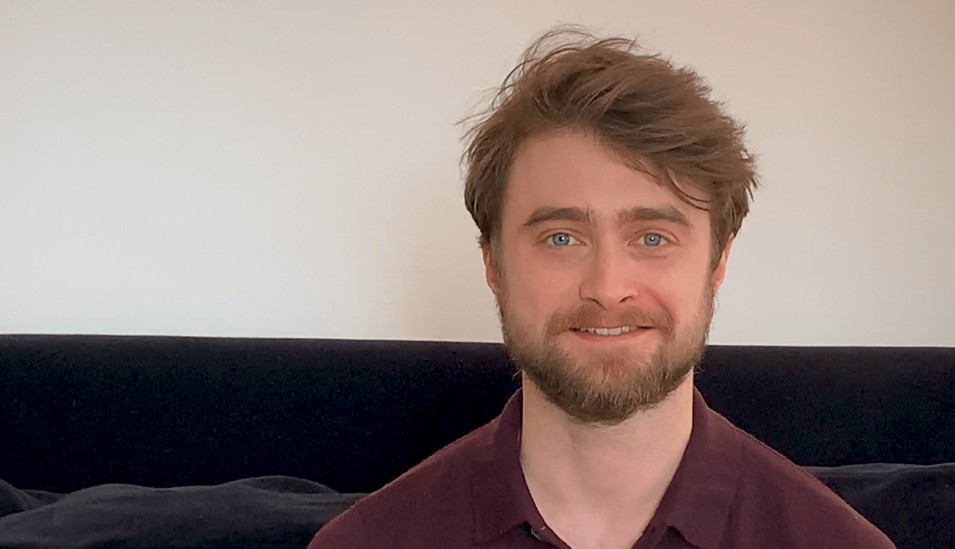 Watch Daniel Radcliffe Reading Harry Potter At Home