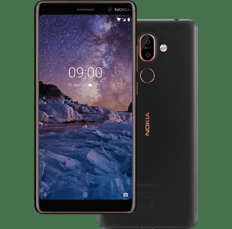 Buy Nokia 7 Plus Mobile Nokia Phones International English