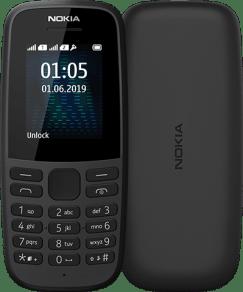 Nokia 105 mobile   New model   Nokia phones   International - English