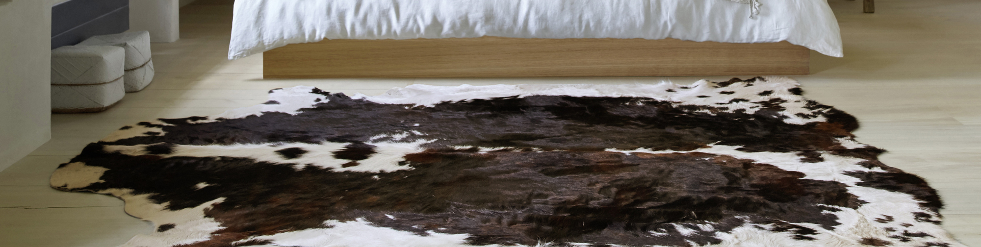 les tapis en peaux se reinventent saint maclou