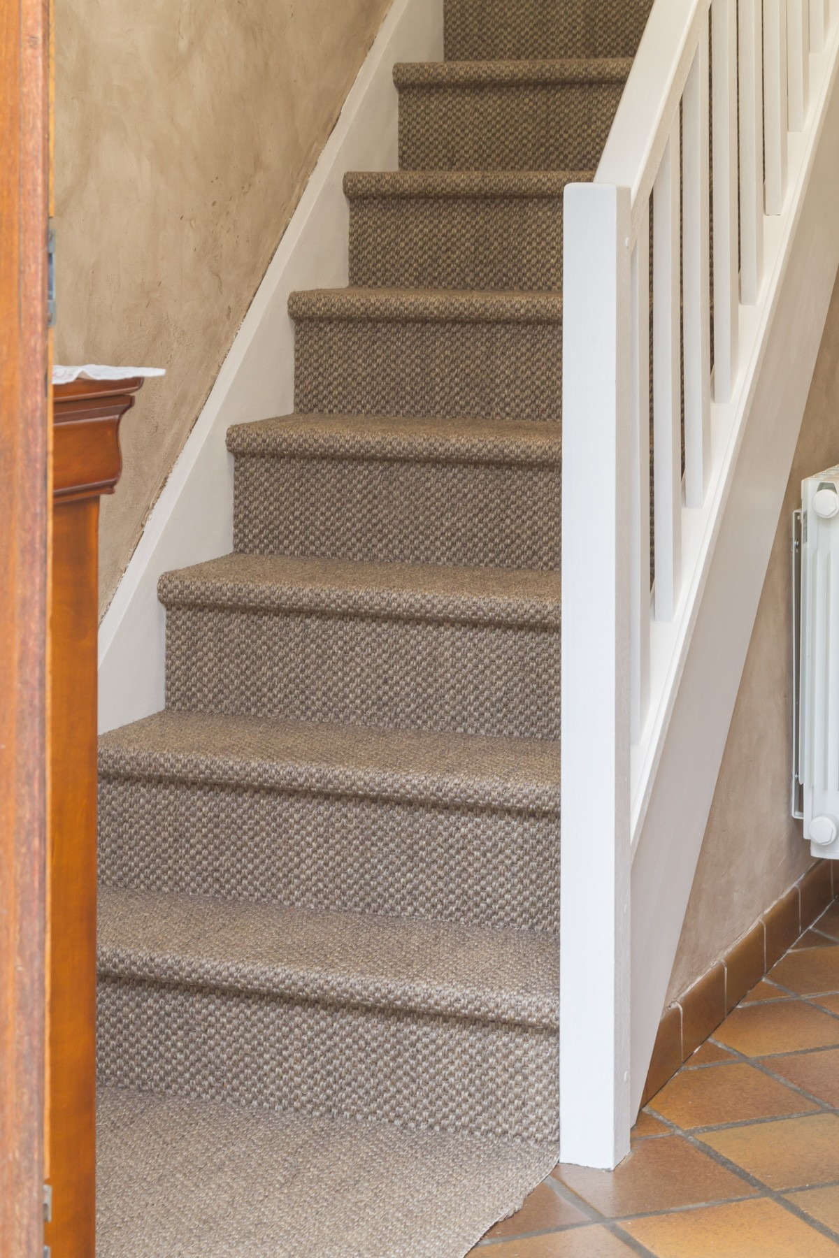renovation d escalier en sisal saint