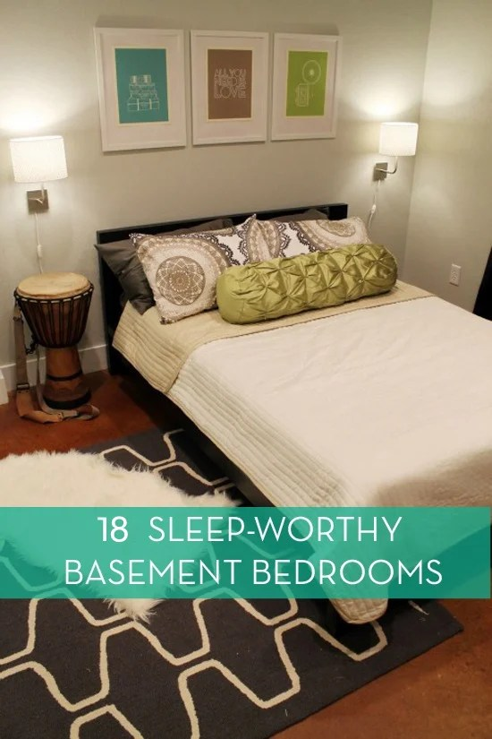 Basement Bedroom Ideas Bedrooms You D Actually Want Sleep In Curbly