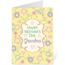 Grandma Mothers Day Card | Current Catalog