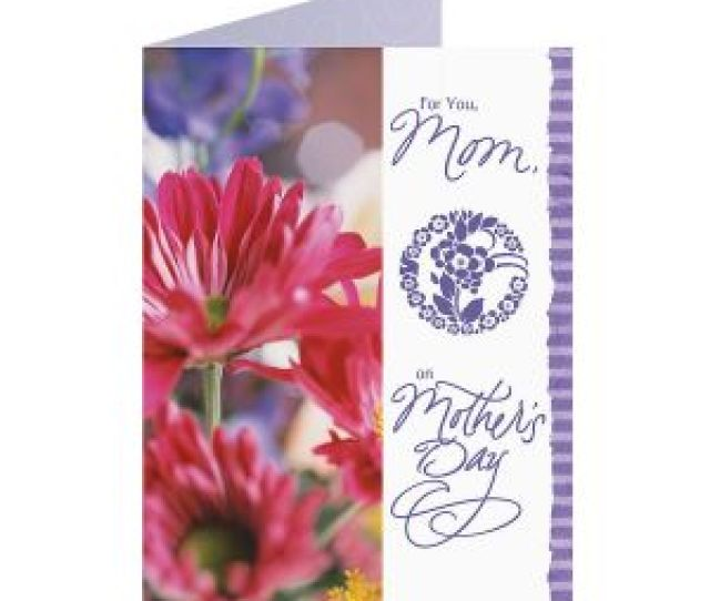 Mom Mothers Day Card