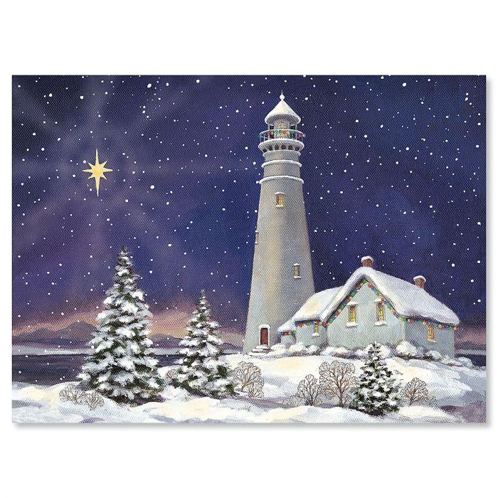 December Light Religious Christmas Cards Current Catalog