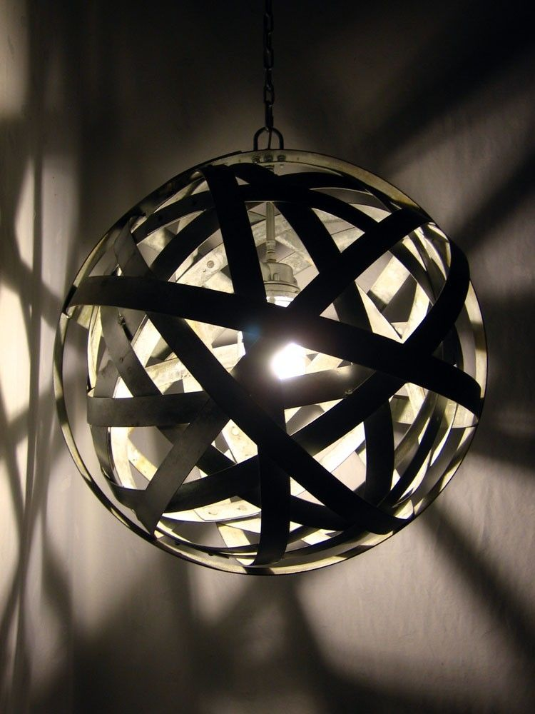 Buy Hand Crafted Orbits UrbanIndustrial Light Recycled