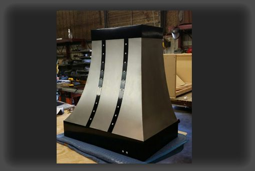 Buy A Hand Made The Cynthia Stainless Steel Range Hood Made To Order From Kitchen Kandy Range