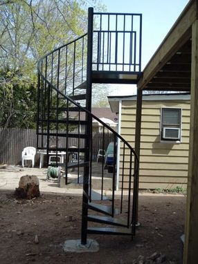 Custom Exterior Spiral Staircase Amp Installation Included