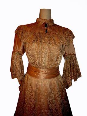 Custom Edwardian Early 1900S Style Dress Bridal Or