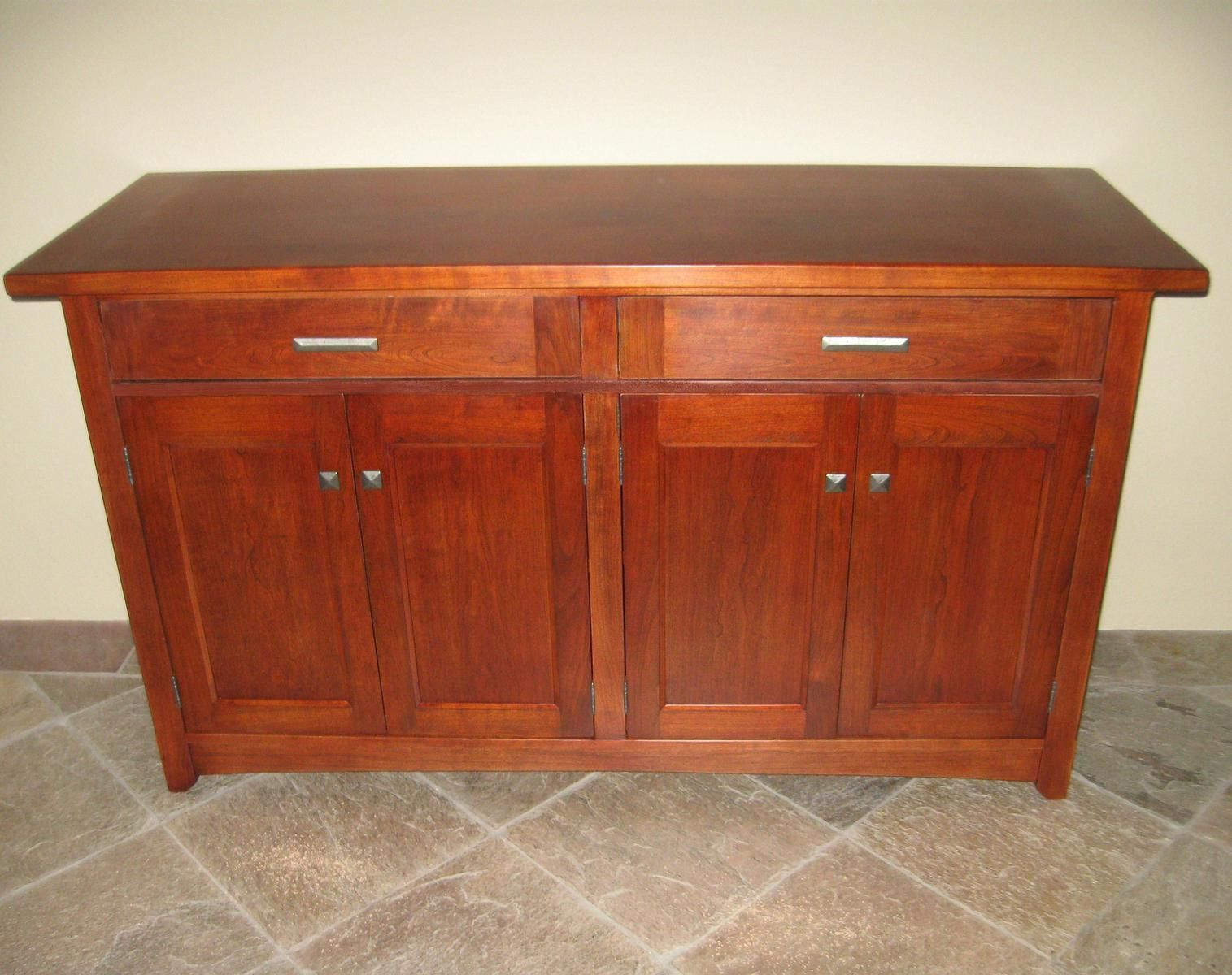 Custom Cherry Sideboard By Alexander Woodworking