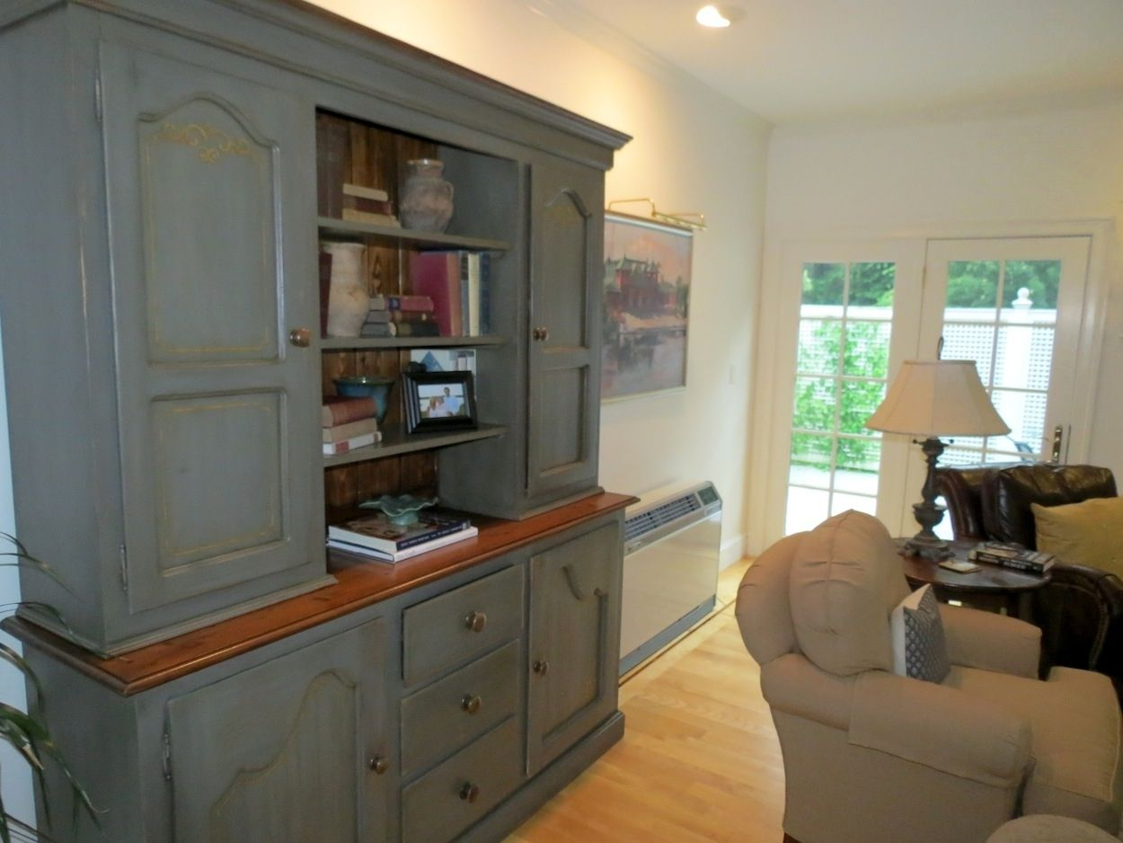 Handmade Custom Made Farmhouse Hutch By ECustomFinishes