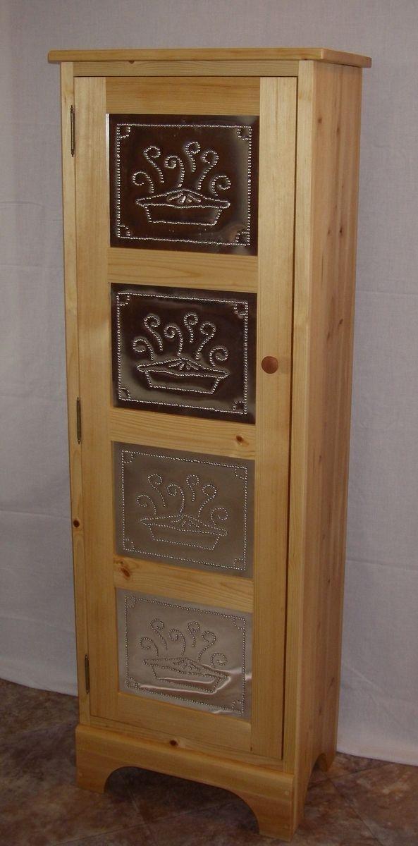 Custom Pie Safe Or Jelly Cupboard By FSD Custom