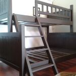 Custom Bunk Bed Pottery Barn Style By Treasure Valley Woodcrafts Custommade Com