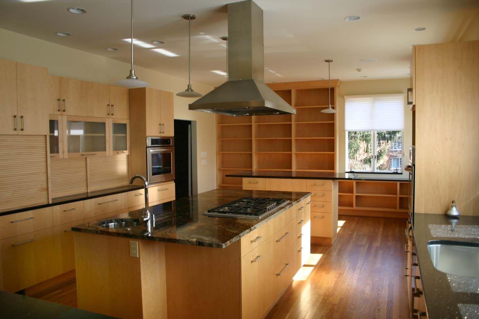 Handmade Modern Maple Kitchen by Gardner Woodworking Inc ... on Maple Cabinets Kitchen  id=28392
