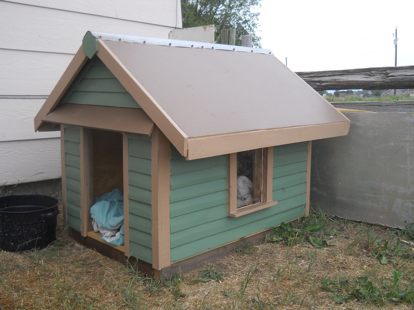 Handmade The Dog House By CynDel ODPER Elkhorn