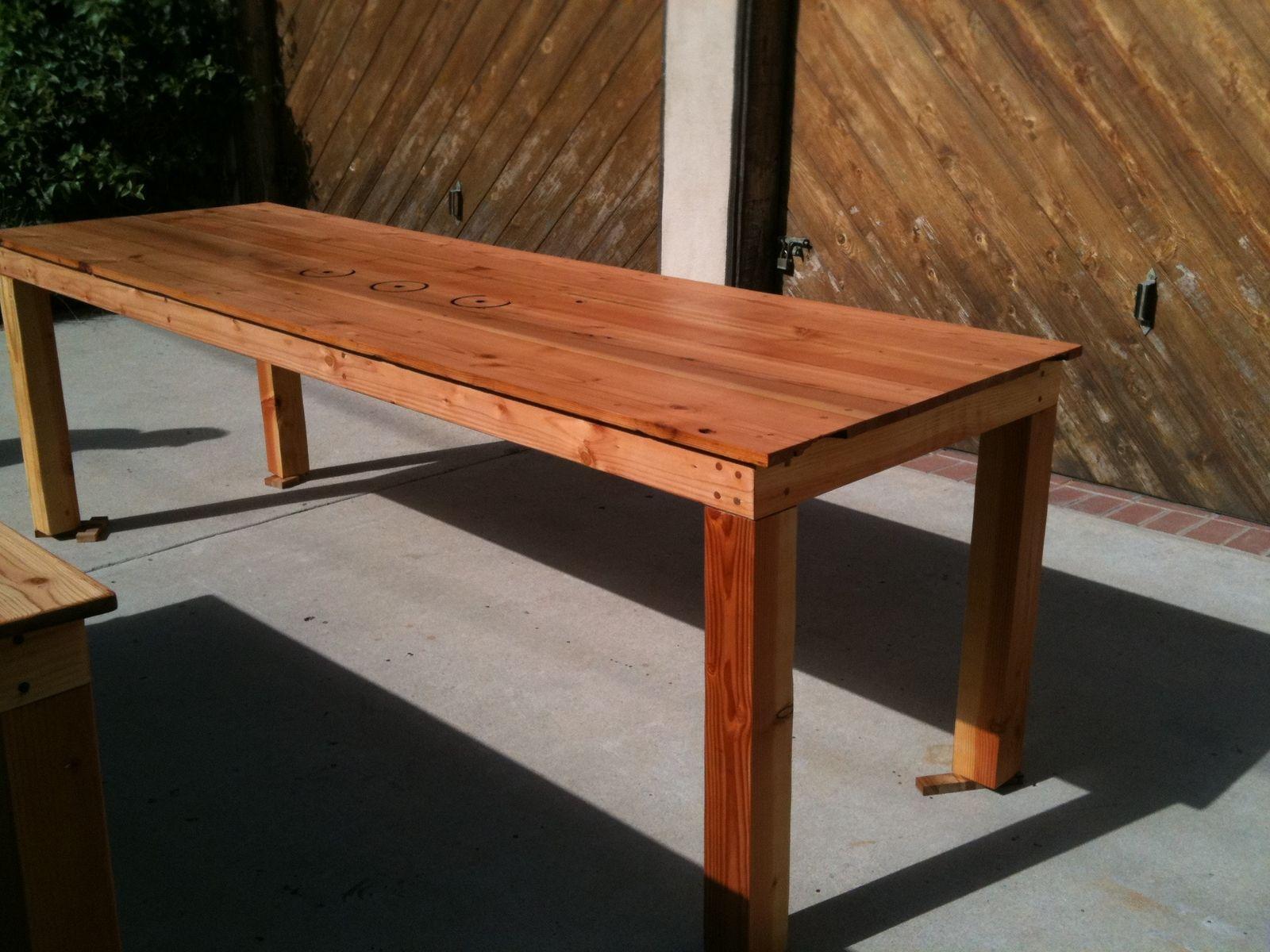 Handmade Farm Tables For Sale By Dagan Design