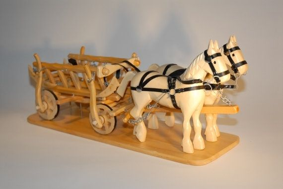 Jackie Wilson S Handmade Wooden Rocking Horses Make The Perfect Gift For Children Or Home Decorations