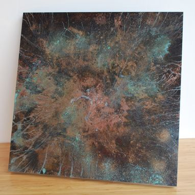 Custom Copper Patina Wall Art Various By Ck Valenti Designs Inc