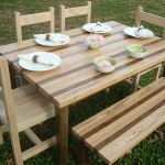 Buy Custom Made Walnut Oak Wormy Maple And Cherry Butcherblock Dining Table Made To Order From Sweettea Moonshine Custommade Com