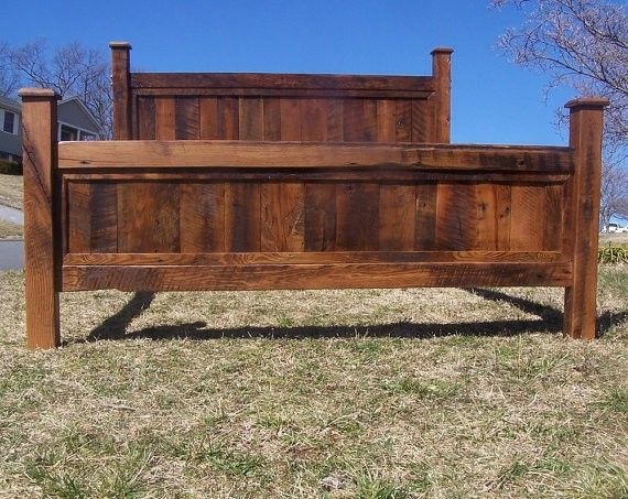 buy hand made king size bed frame made