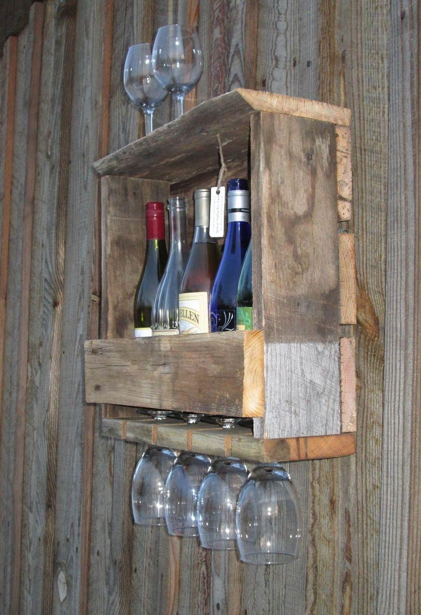 hand made rustic reclaimed barn wood
