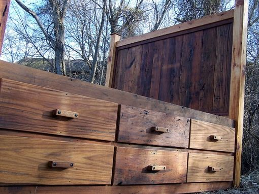buy hand crafted 12 drawer rustic