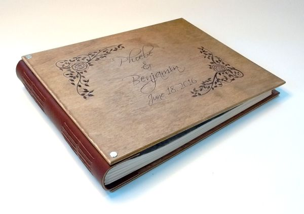 Buy a Hand Made Personalized Custom Hand-Engraved Wedding ...