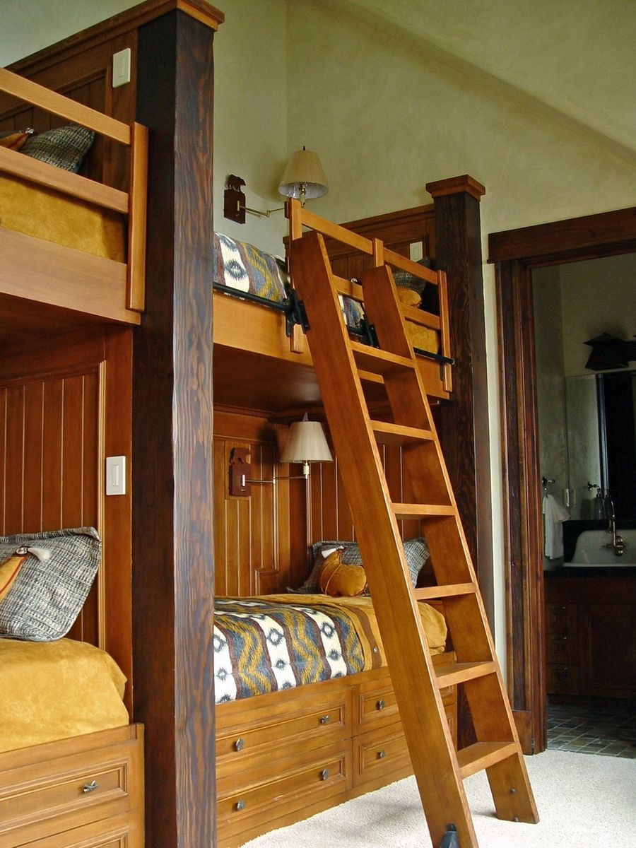 Custom Made Bunk Beds By Furniture By Carlisle