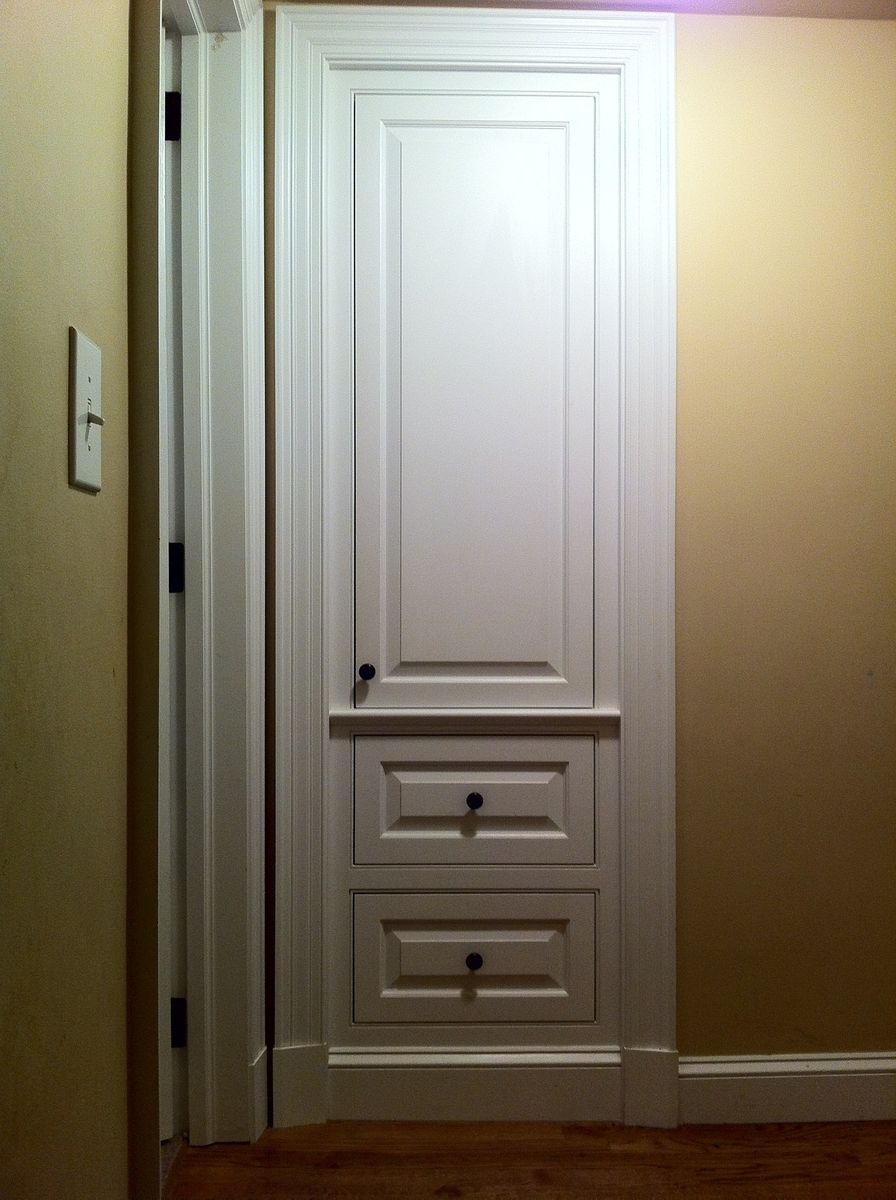 Handmade Built In Coat Closet By J Amp S Woodworking