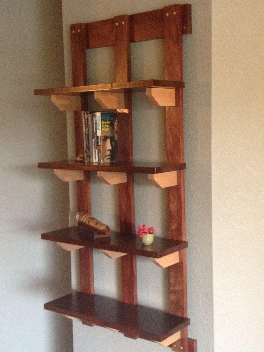Handmade Hanging Shelf By Florip Furniture Studio