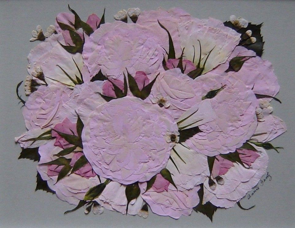 Hand Made Bridal Bouquet Preservation