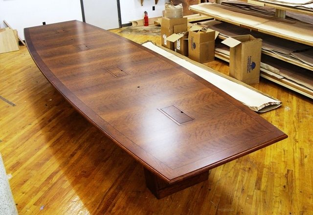 Custom Conference Table By Kirk Custom Furniture
